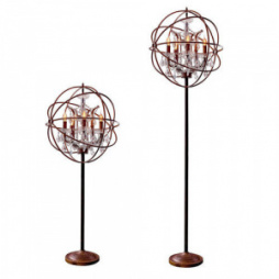 Торшеры Loft IT Loft LOFT1897FT Foucaults orb crystal