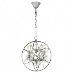 Люстры подвесные Loft IT Loft LOFT1896/4 Foucaults orb crystal