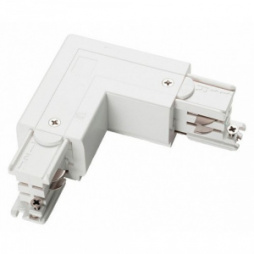 Комплектующие Ideal Lux LINK TRIMLESS L-CONNECTOR RIGHT WHITE 169736