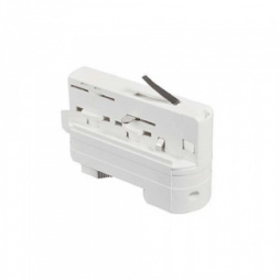 Комплектующие Ideal Lux LINK TRACK CONNECTOR WHITE 194257